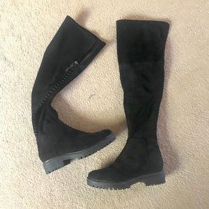 Kendall & Kylie OTK Boots. Sz 6 NWOT